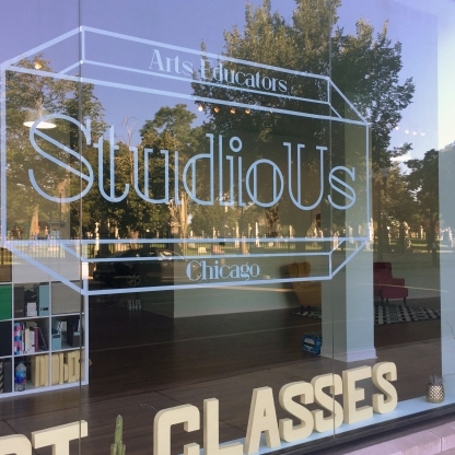 Solo Exhibition at StudioUs, Summer 2017